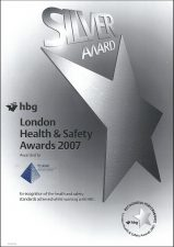HBG Silver Award for H&S 2007