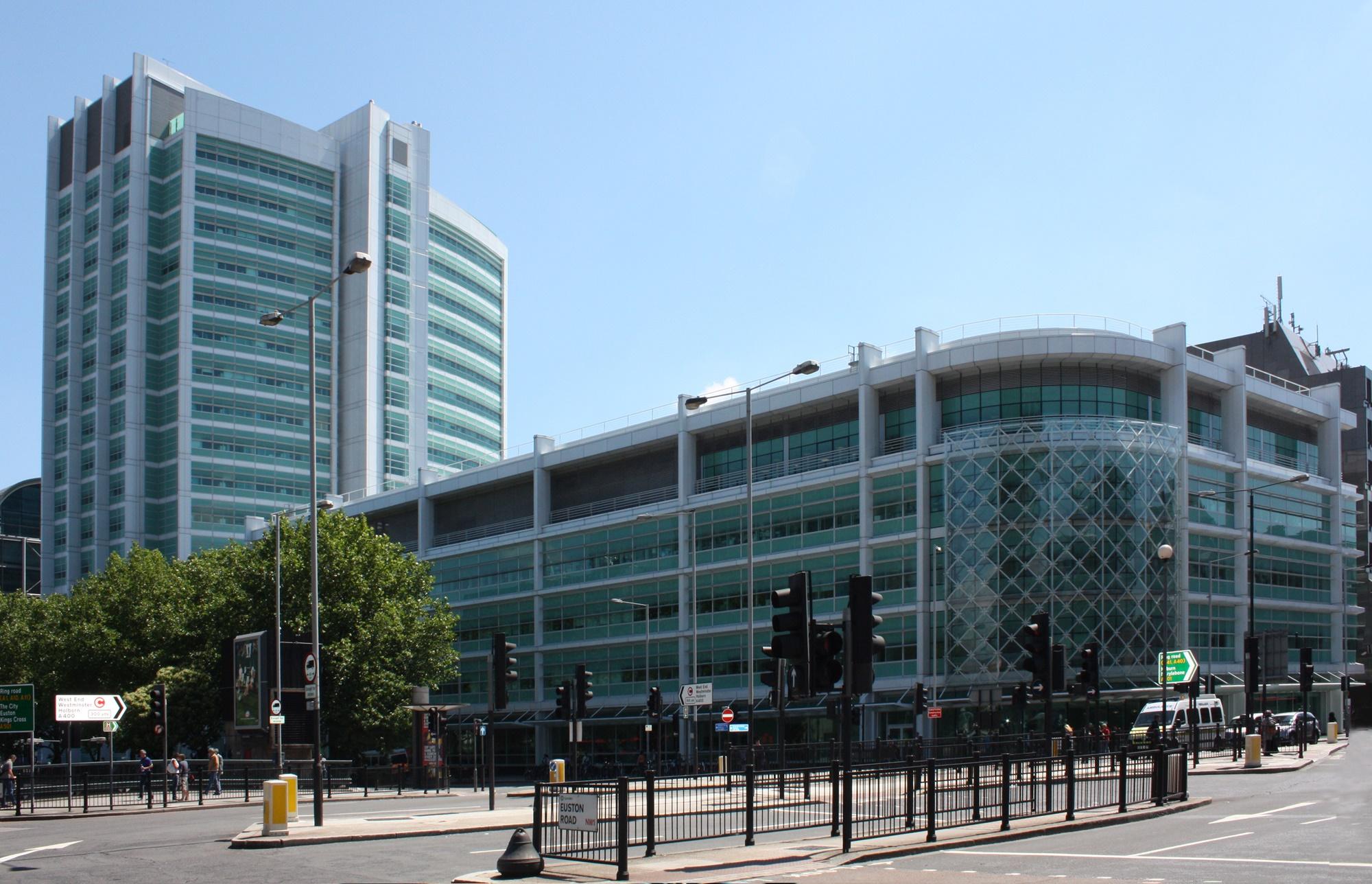 University College London Hospital – Pyramid Builders Ltd